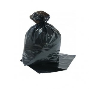 7084 Black Refuse Sacks 18 x 32 x 38