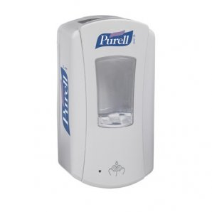 PURELL® 1920 LTX-12™ Dispenser - White 1200ml