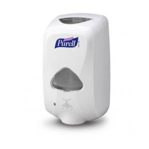 PURELL® TFX 2729 Touch Free Dispenser 1200ml in White