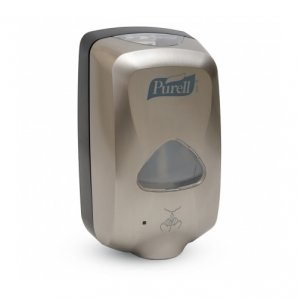 PURELL® TFX™ 2790 Touch Free Dispenser  Brushed Metallic 1200ml
