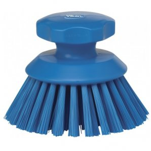 Vikan 3885 Round Scrubbing Brush Stiff in 5 Colours