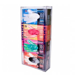 Disposable Glove Dispenser for 4 Boxes