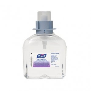 PURELL® 5196 Hygienic Hand Sanitising Foam FMX 1200ml CASE OF 3
