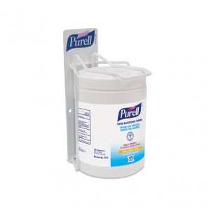 PURELL® 9001 Antimicrobial Wipes Wall Bracket » PURELL® 9001