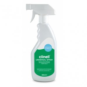 CDS500 Clinell (Single) Universal Spray 500ml