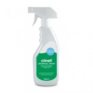 CDS500 Clinell (Case x 12) Universal Spray 500ml
