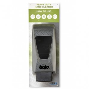 GOJO® BRD SNG-HD, Heavy Duty, 1 Step Placement Board