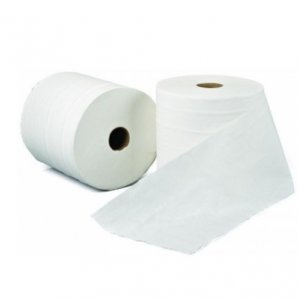 RT8650 White Roll Towel