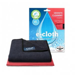 E-Cloth Granite Cleaning - 2 Cloth pack