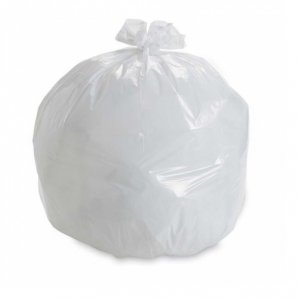 5092 White Heavy Duty Swing Bin Liners 13