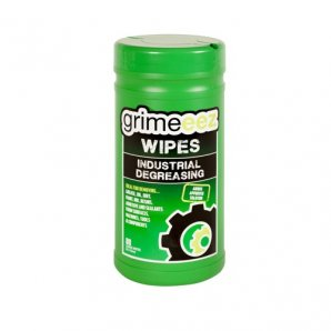 GrimeEez® Industrial Degreasing (Prosolve) Wipes